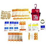 Adventure Medical Kits Adventure First Aid, Water-Resistant First Aid Kit, 0.18 Pound