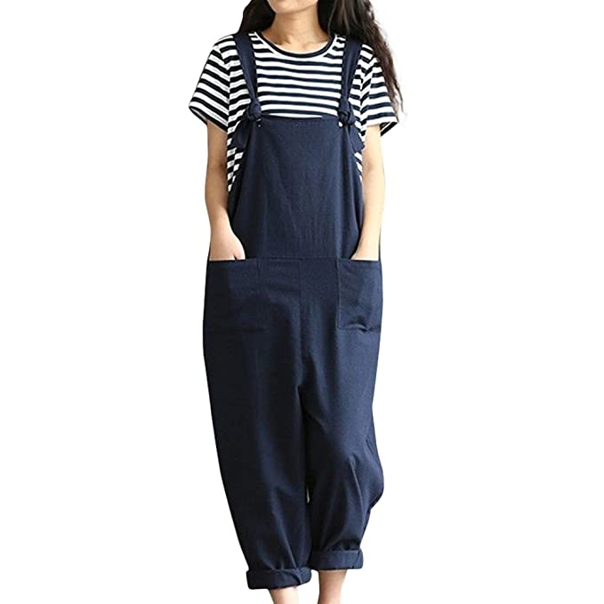 agreatvarietyofmodels biggest selection outlet store sale skyblue-uk Womens Baggy Ripped Denim Jeans Dungarees Pinafore Ladies  Jumpsuit Playsuit Blue