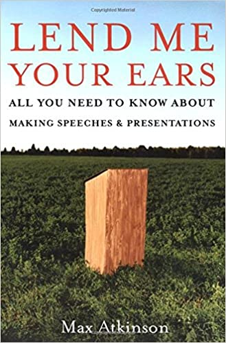 Lend Me Your Ears Great Speeches In History Pdf