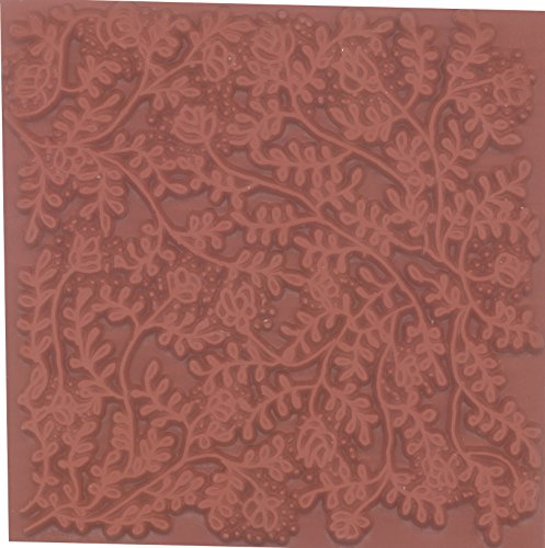 Stamps by Impression TP 1289 Texture Rubber Stamp Plate Vines]()