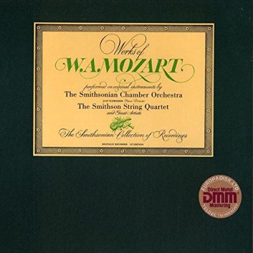 Works Of W.A. MOZART (6xLP Box Set