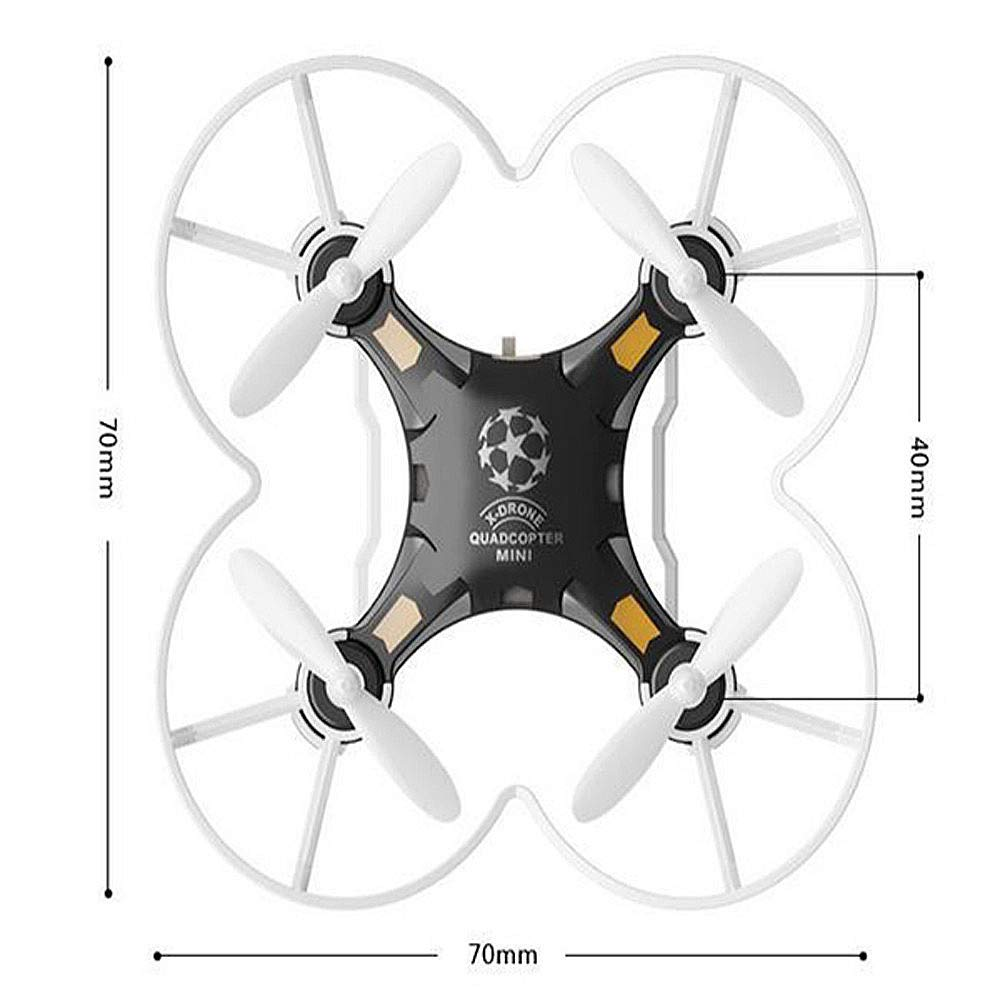 Top 5 Best Small Quadcopter 4