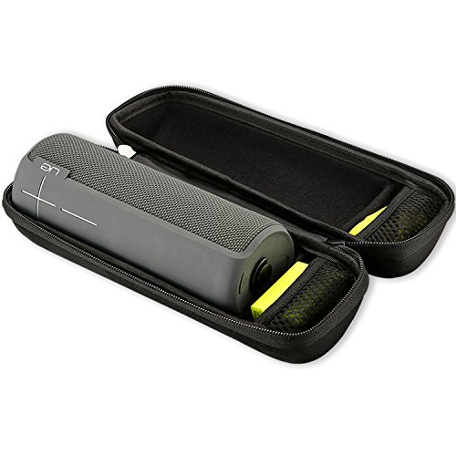 UE BOOM 2 Case, ProCase Hard Case Travel Carrying Storage Bag for Ultimate Ears UE BOOM 2 / UE BOOM Wireless Bluetooth Portable Speaker, Fits USB Cable and Wall Charger (Boom Case)