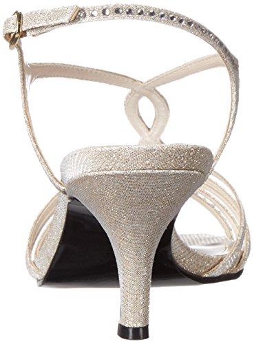 Caparros Women's Sabrina Dress Sandal Nude Glimmer dsSBDWAu