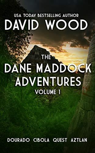 - The Dane Maddock Adventures Volume 1