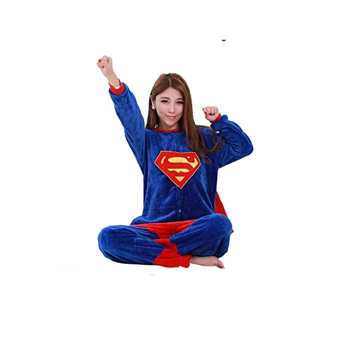 superman pajamas Adult