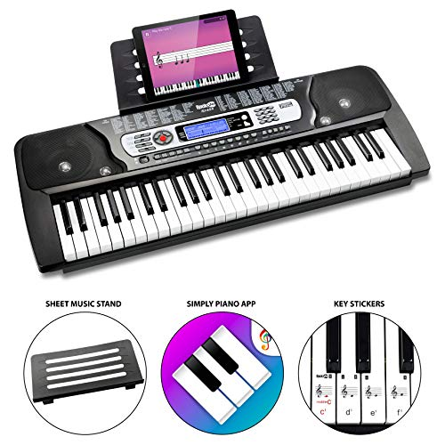 RockJam 54-Key Portable Electronic Keyboard Review