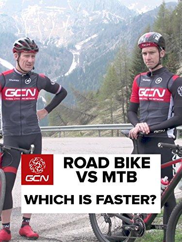 Record Road Bike (Road Bike Vs MTB - Which Is Harder?)