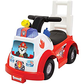 Paw Patrol Marshall Fire Engine Ride-On Ride On