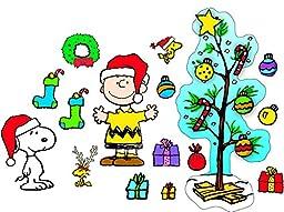 Eureka A Charlie Brown Christmas Bulletin Board Sets (847607)