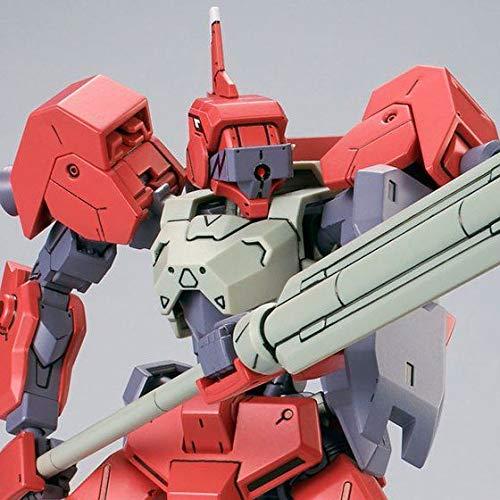 Bandai HG 1/144 IO Flame Shiden Custom Ryusei-Go Plastic kit