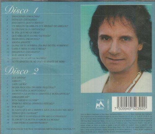 - 30 GRANDES CANCIONES ROBERTO CARLOS 2 DISCS - Amazon.com Music
