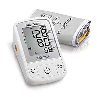 Microlife BP A2 Basic Tensiómetro de Brazo con Tecnología Gentle+: Amazon.es: Industria, empresas y ciencia