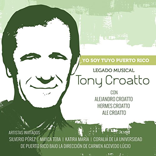 Legado Musical Tony Croatto