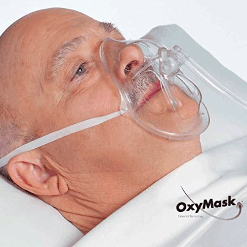 Disposable Nasal Oxygen Cannula - OxyMask 1125-8