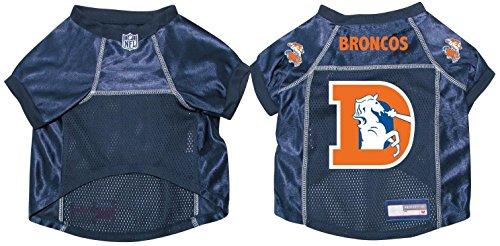 (Denver Broncos Pet Dog Football Jersey SMALL)