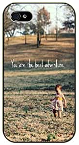 You are the best adventure - black iPhone 5C case 11-A