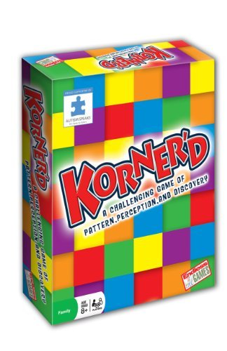 Endless Games Korner'D Board Game [並行輸入品] B07SC64J93