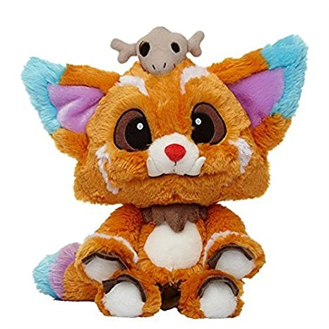 Amazon.com  Gnar the missing link in LOL games stuffed plush dolls super  soft  Toys   Games d4e0433a17c1