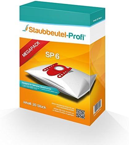 Z4.0 4 Staubsaugerbeutel Swirl S67 1 HEPA-Filter  geeignet für Siemens VSZ4...