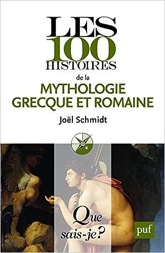 Book Les 100 histoires de la mythologie grecque et romaine