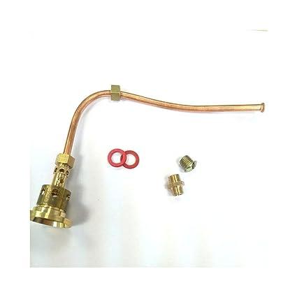 Tierra Star accesorios de cocina de gas estufa de ahorro de energía ahorro de energía tubo