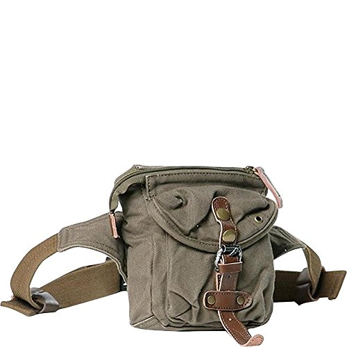 vagabond-traveler-stylish-65-small-canvas-waist-bag-military-green