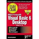 MCSD Visual Basic 6 Desktop Exam Cram (Exam Cram (Coriolis Books)) by M. MacDonald (1999-01-06)
