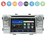Audiosources Android4.4.4 Car DVD Player Gps Navigation with 8'' Big Screen Can-bus,Bluetooth,GPS,Input,RDS,Radio For Toyota Hilux 2012