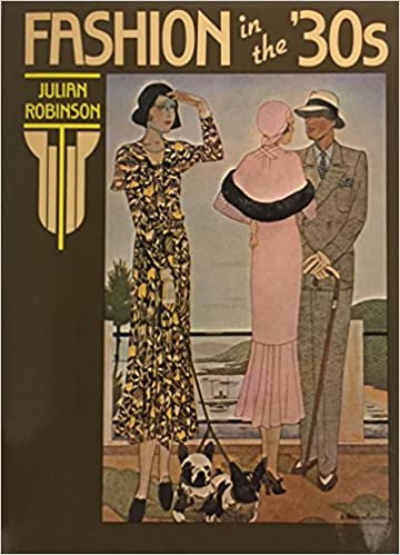 1930s Fashion Books, 30s Fashion History FASHION IN THE 30S  AT vintagedancer.com