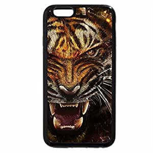 iPhone 6S Plus Case, iPhone 6 Plus Case, Tiger Predator
