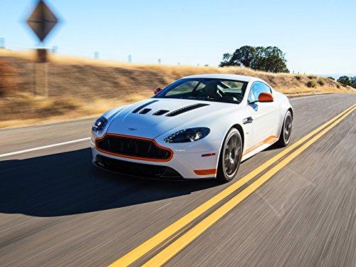 2017 Aston Martin V12 Vantage S Hot Lap! - 2016 Best Driver's Car Contender