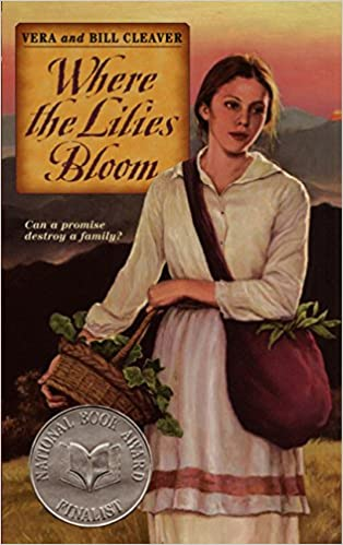 Amazon Com Where The Lilies Bloom 9780064470056 Bill Cleaver