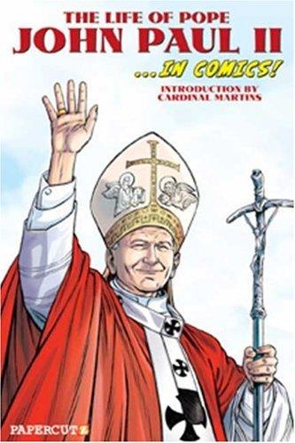 The Life of Pope John Paul II in Comics