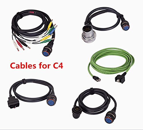 38PIN to 55PIN Cable Auto diagnostic Cables for MB Star C4 Diagnostic tool