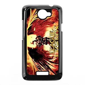 League Of Legends HTC One X Cell Phone Case Black Protect your phone BVS_764258