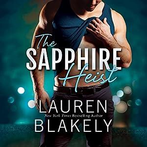 The Sapphire Heist Hörbuch