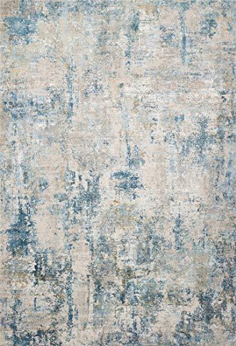 (Loloi SIENSIE-06GYBB5378 SIENNE Area Rug, Grey)