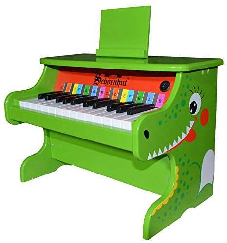 Schoenhut Alligator Piano