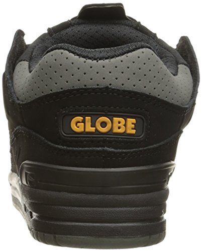 Globe Mens Fusion Scarpe Da Skate Nero / Carmelo / Antracite