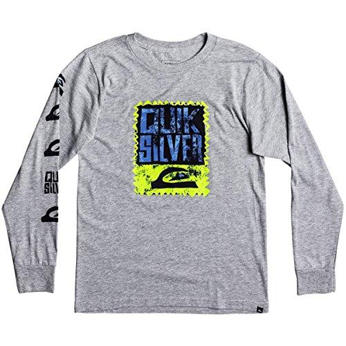 Quiksilver Gray Sweatshirt - 2