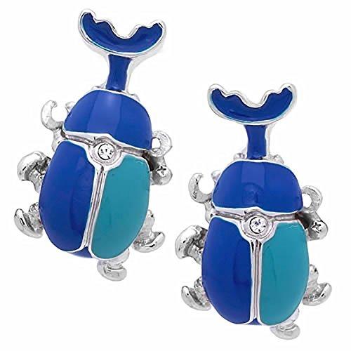 Blue Beetle Cufflinks