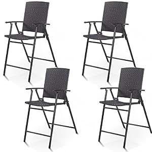 Amazon.com: Giantex - Sillones plegables para patio, camping ...