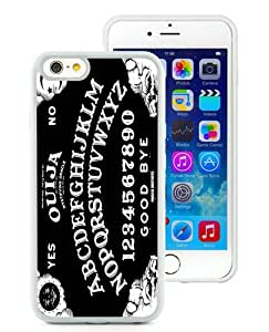 iPhone 6S TPU Case ,White Ouija Board white iPhone 6S Cover Fashionable And Unique Custom Designed Phone Case