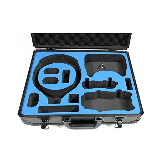 HUL Aluminum Carrying Case for DJI Mavic Pro and DJI VR Goggles by HUL (Image #2)