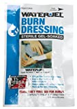 First Aid Only 4'' X 4'' Water Jel Burn Dressing, Sterile (Pack of 3)
