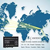 OSTENT 2000mAh 3.7V Rechargeable Lithium-ion