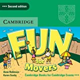 Fun for Movers. Audio CD - Beginners