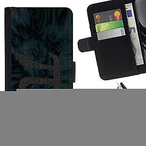 Momo Phone Case / Flip Funda de Cuero Case Cover - Chisla Stroka Ryad pi matematika - Motorola Moto E ( 2nd Generation )