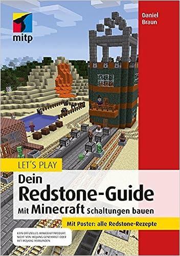 Lets Play Dein RedstoneGuide Mit Minecraft Schaltungen Bauen - Minecraft hauser schnell bauen